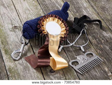 Equestrian sport accessories