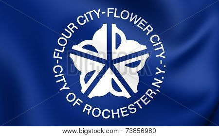 Flag Of Rochester