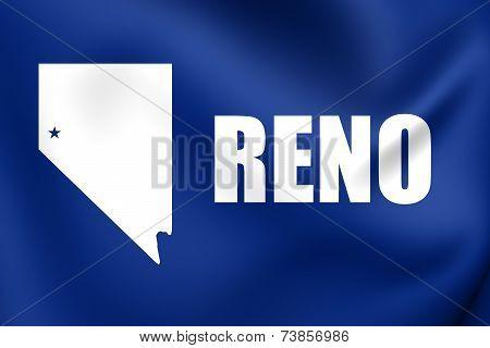 Flag Of Reno