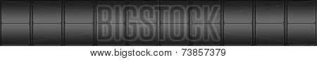 Blank Mecanical Letter Indicator
