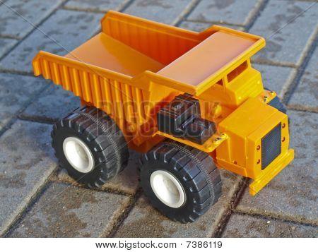 Hard Toy Truck