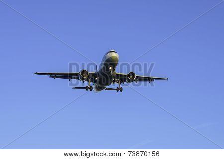 Lufthansa Airbus  D-AIBD
