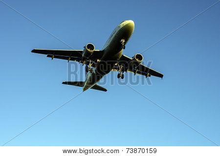 Lufthansa Airlplane D-AIBD