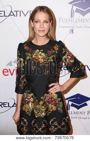 LOS ANGELES - OCT 14:  Michelle Monaghan at the Fulfillment Fund Stars Benefit Gala 2014 at Beverly Hilton Hotel on October 14, 2014 in Beverly Hills, CA