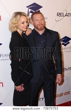 LOS ANGELES - OCT 14:  Ryan Kavanaugh at the Fulfillment Fund Stars Benefit Gala 2014 at Beverly Hilton Hotel on October 14, 2014 in Beverly Hills, CA