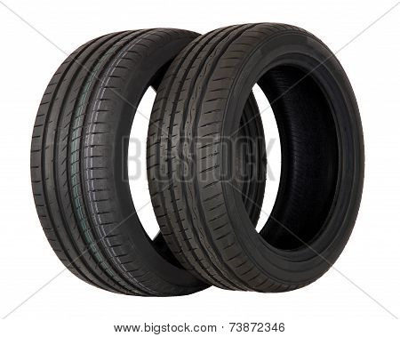 two summer sports tire
