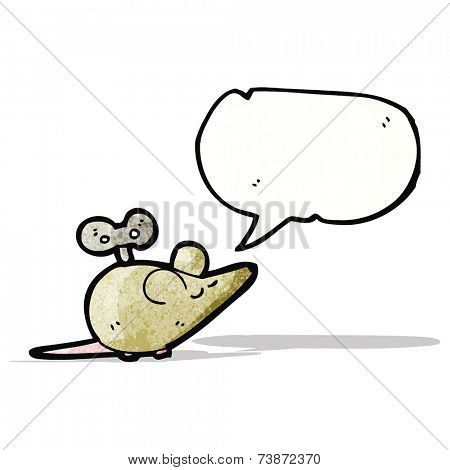 clockwork mouse cartoon