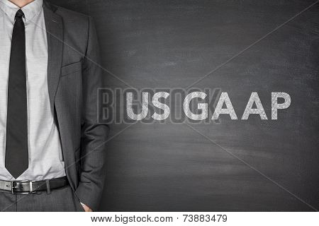 US Gaap on blackboard