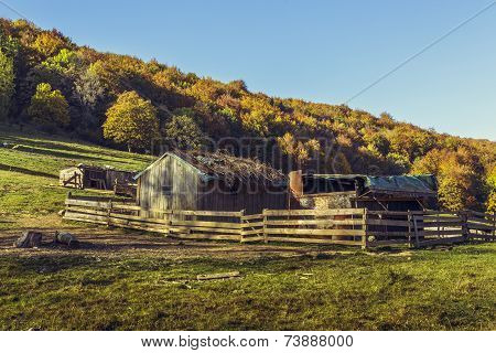 Deserted Sheepfold