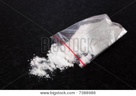Mephedrone (meow) On Counter Top