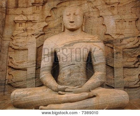 Seated Budha Statue