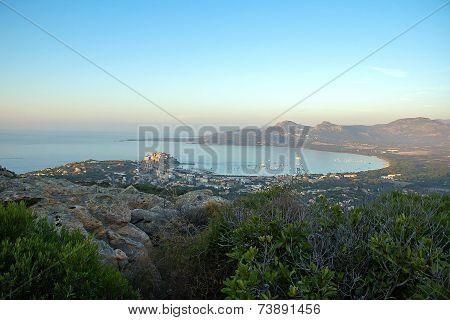 Castle, Building, Calvi, Corsica