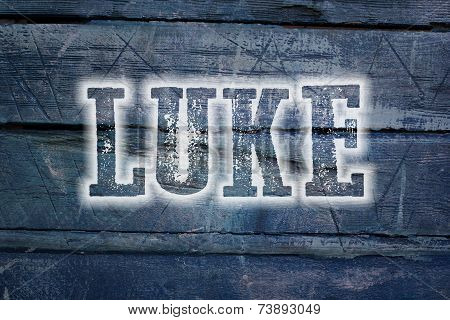 Luke Concept