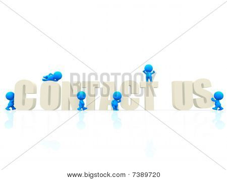 3D Contact Us Group