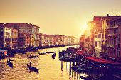 stock photo of gondola  - Venice - JPG