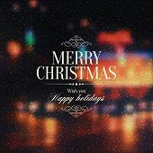 image of christmas greetings  - Christmas and New Year - JPG
