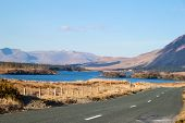 picture of galway  - A view of Lough Inagh - JPG