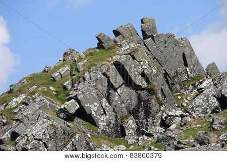 Sourton Tor, Dartmoor
