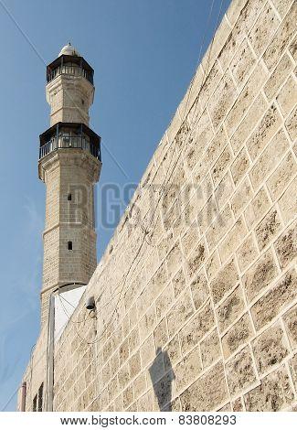 Jaffa Minaret 2009