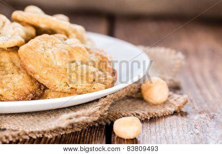 Fresh Made Macadamia Cookies