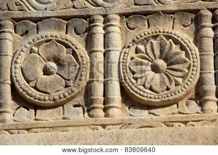 Stone Flower Patterns