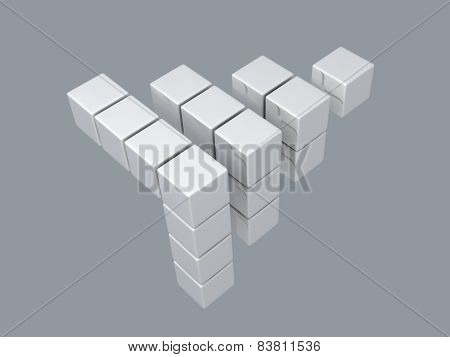White Cubes
