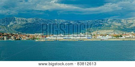 Cruisers in Split