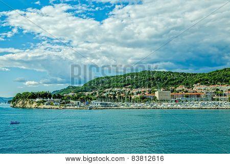 Marjan hill in Split