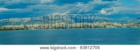 Residential buildings of the Split