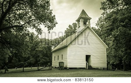 Smoky Mountain Chapel
