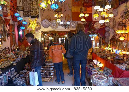 Albaycin Bazaar