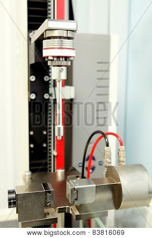 Machine For Measuring The Pressure Piston Insulin Syringe