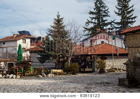 Mehana Traditional Bulgarian Restaurant In Bansko