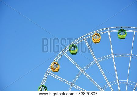 Part Of The Big Wheel