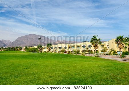 Egypt, Taba, Taba Heights Marriott Red Sea Resort 5 *
