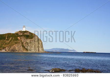 Beacon On A Rock