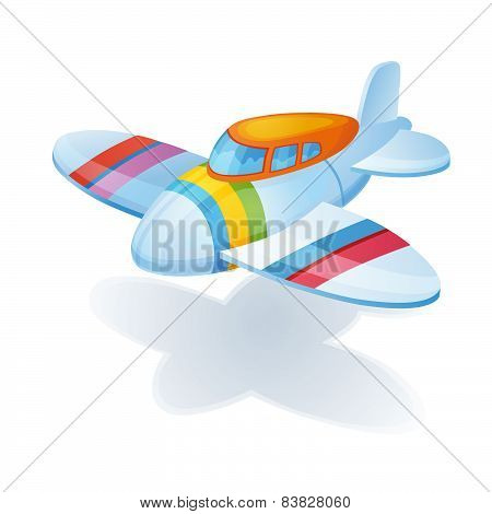 Toy Airplane