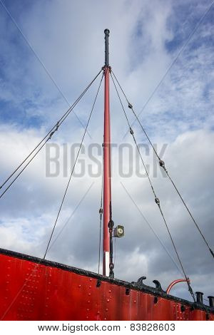 Lightship Mast