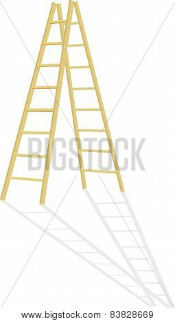 Wood Step-ladder
