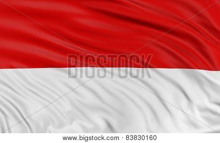 3D Hesse Flag