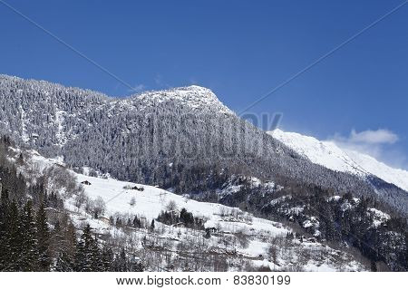 Ticino (switzerland) - Gotthard Massif