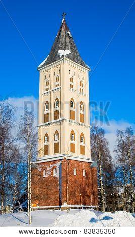Lappeenranta. Finland. Belfry