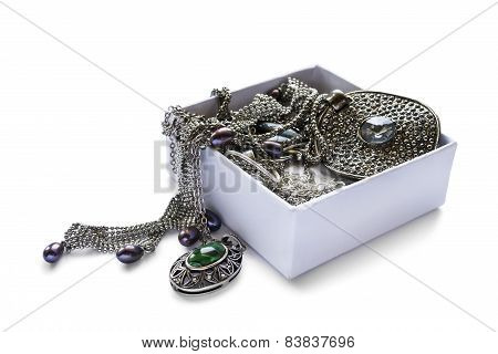 Jewels In A Box