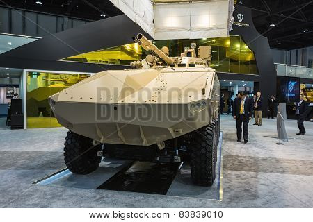 International Defence Exhibition In Abu Dhabi