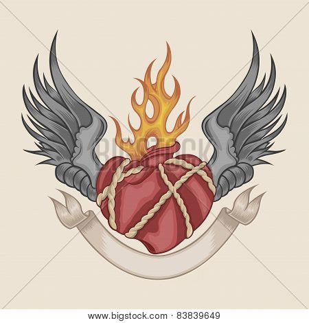 Image of the heart.