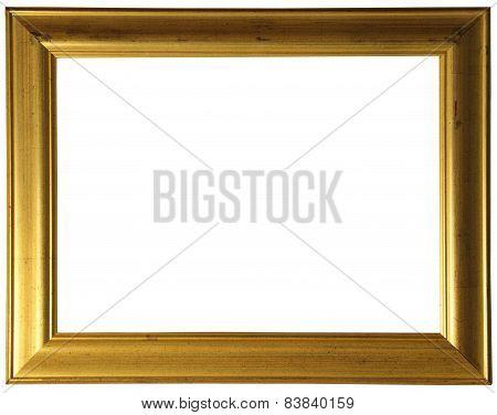 Golden Photo Frame.