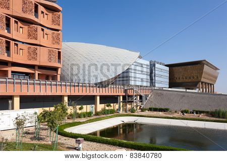 Masdar Institute in Abu Dhabi