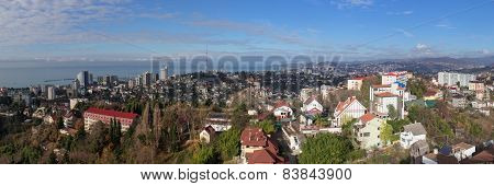 City And The Coast