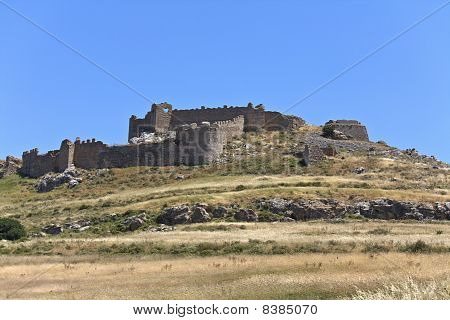 Castle of Larissa at Argos, Peloponnesus, Greece