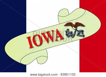 Iowa Scroll